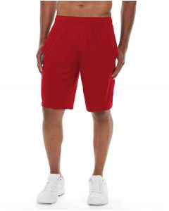 Lono Yoga Short-33-Red