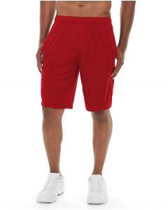 Lono Yoga Short-36-Red
